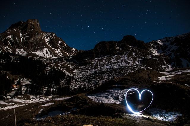 Deine Sterne im März – Love is in the air – von Alina del Sol