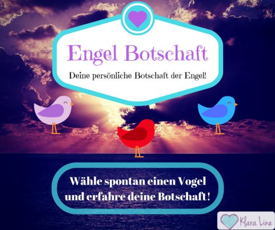 Engel Botschaft – Deine persönliche Botschaft der Engel