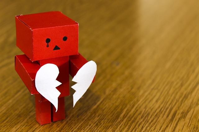 Dein Herz vom Liebeskummer heilen – von Klara-Line