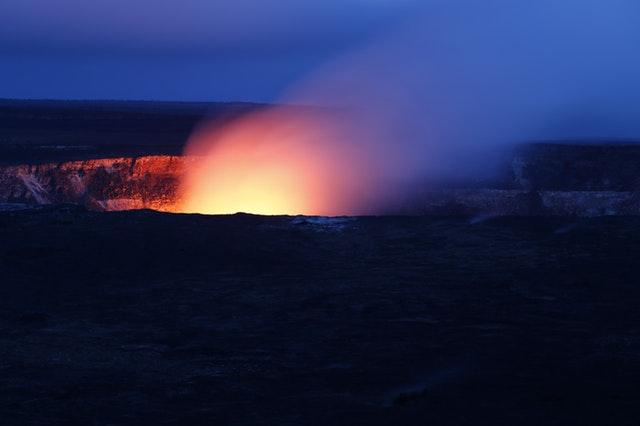 Deine Sterne im März – Der Tanz auf dem Vulkan – von Alina del Sol