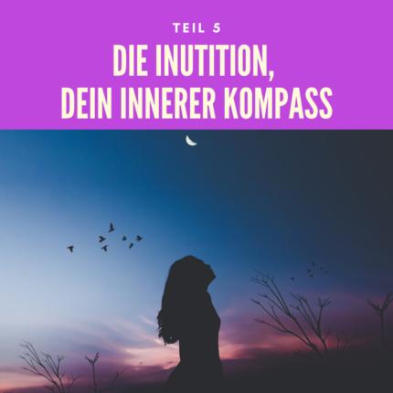 """""""Die Intuition, dein innerer Kompass – Teil 5"""" – von Ayke"""